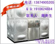 咸宁智能化箱式泵站原理,咸宁智能化箱式泵站参数