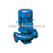 ISG立式管道離心泵,單吸單級離心泵,離心泵結構圖,離心泵結構圖