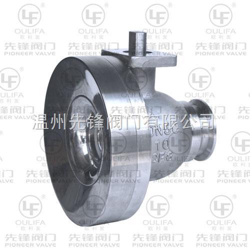 gq8c1f(ppl)-无滞留一体式罐底球阀图片