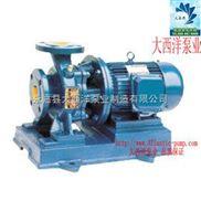 ISW-ISW卧式离心泵,卧式双吸离心泵,轻型卧式多级离心泵, 离心泵