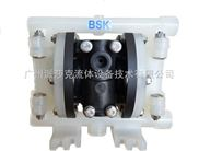 1/4PP氣動隔膜泵