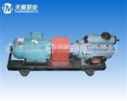 循環系統低壓油泵/SNH660R51U12.1W21三螺桿泵組