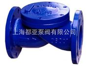 HC44X-橡胶瓣止回阀