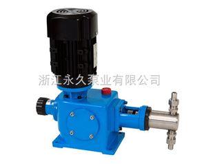 2DZ-X系列柱塞式計量泵