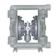 QBY-25S工程塑料氣動隔膜泵,氣動PP工程塑料隔膜泵QBY-25S