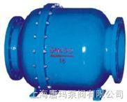 HWQ45X微阻球形止回閥