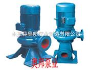25 LW 8-22-1.1-直立式无堵塞排污泵,LW直立式排污泵,LW高效节能排污泵
