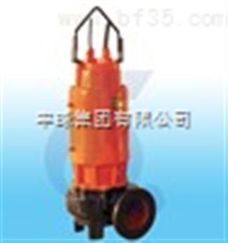 无堵塞自动报警潜水泵