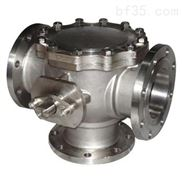 Q48F固定式T型三通球阀
