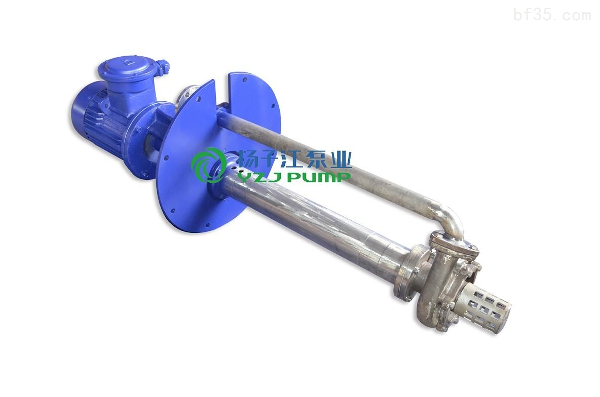 *精密防爆不锈钢耐腐耐磨液下泵 耐腐蚀FY液下排污泵