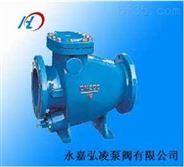 HH44X微阻緩閉止回閥,不銹鋼微阻緩閉止回閥,直通式止回閥