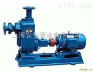 40ZW10-20型卧式无堵塞自吸排污泵