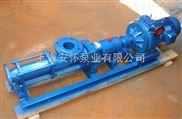 上海厂家直销g25-1型单螺杆泵