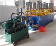 械工业部石化通用机械4DSY型四缸电动试压泵