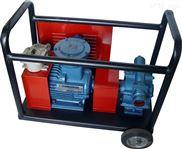 KYB移动式防爆自吸油泵