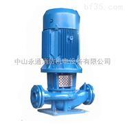 KG32-25/13立式单级管道泵,冷热水管道泵