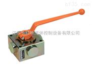 德国原装进口多通板式球阀HBVP-C,HBVP-D