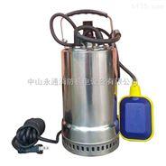 220V自动浮球控制不锈钢潜水泵