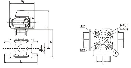 电路 电路图 电子 工程图 平面图 原理图 544_284